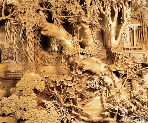 适合雕刻的木材解析