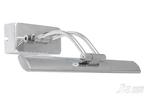 小身材大作用 5款小巧精致浴室镜前灯