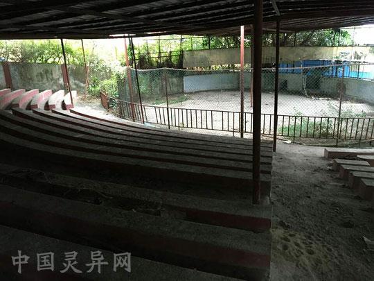 废弃的航天主题博物馆,广州航天奇观之二