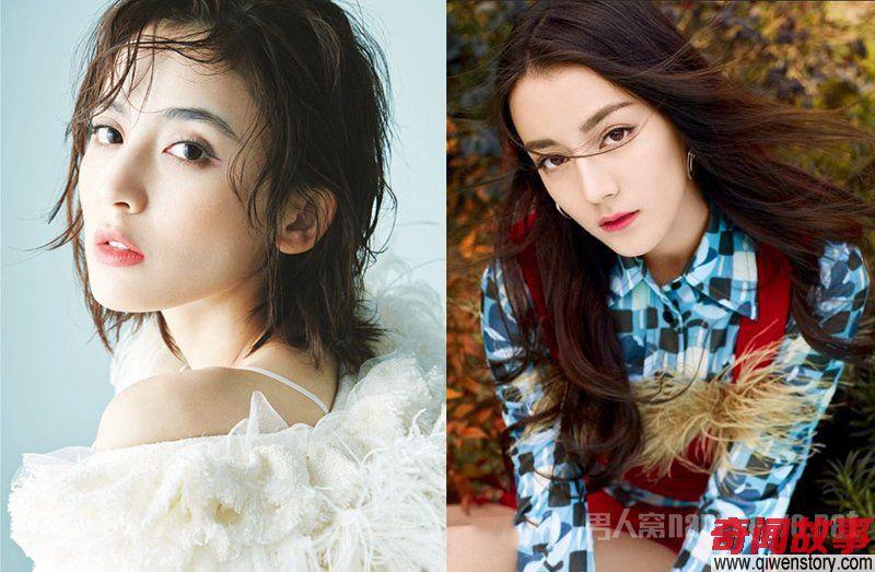 都是新疆美女 热巴为什么比娜扎受欢迎?_0