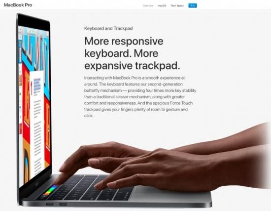 苹果遭遇蝴蝶键盘问题的集体诉讼 生活